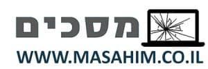 אתר המסכים לוגו